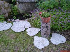 Eijan tilkut-pehmot -puutarha