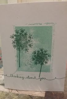 samantha  designs: One layer cards....back to the basics