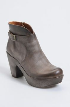 Burnished shadows perfect the Italian leather of a round-toe bootie balanced by an easy heel and platform. Color(s): black, macchiato dark brown, topo taupe. Brand: KORK-EASE. Style Name: Kork-Ease 'Ramona' Bootie. Style Number: 659034. $234.95 by nordstrom
