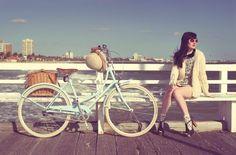 the bike!