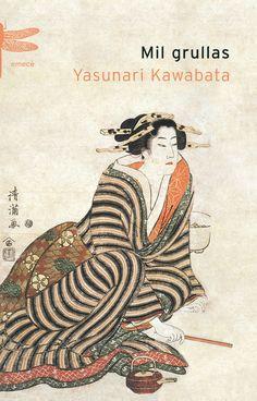 En la bella ciudad de Kamakura, una mujer que oculta una mancha en uno de los pechos manipulará los preciosos objetos de un rito que trasvasarán, como fantasmas, el peso del erotismo de una generación a otra. Y así, un joven hereda las obsesiones amorosas de su padre, experto en la ceremonia del té. Mil grullas en vuelo aparecen a lo largo del relato como misterioso auspicio.