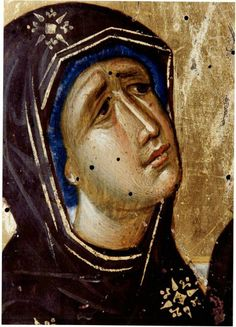 mother of sorrows, hear our prayer Byzantine Icons, Byzantine Art, Religious Icons, Religious Art, Holly Pictures, Juan Pablo Ii, Face Icon, Religious Paintings, Christian Religions