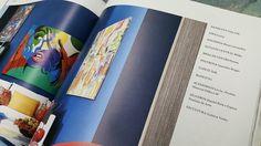 Breton Catálogo 2015 - Destaque para tela acrílica Pop Art Díptica 2x1,5