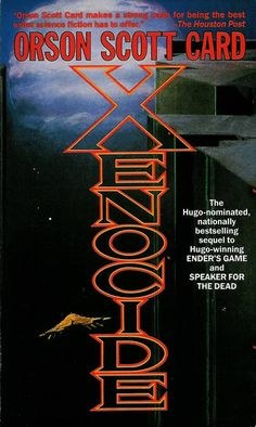 Xenocide picks up thirty years after Speaker for the Dead and continues the major struggles that emerged at the end of that book.  Fortunately, this creates a strong sense of continuity.  Most of the characters from Speaker for the Dead have returned.