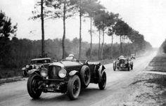 Bentley Le Mans 1930