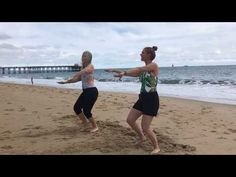 """""""Calma"""" by Pedro Capo Zumba Workouts, Dance Fitness, Workout Videos, Songs, Beach, Youtube, Outdoor, Outdoors, The Beach"""