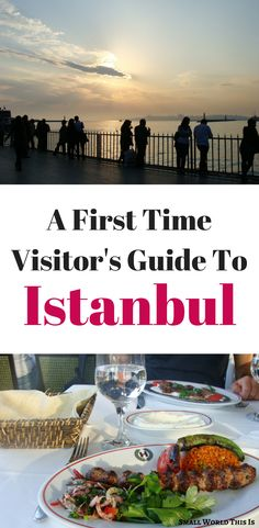 Visiting Istanbul for the first time? Heres a five-day itinerary on what to see and where to eat on an introductory visit to Turkeys largest city Soho House Istanbul, Istanbul City, Istanbul Travel, Europe Travel Tips, Travel Advice, Travel Usa, Travel Guides, Food Travel, Albania Travel