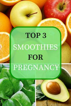 Do you love smoothies? Good news ladies! Smoothies are a great alternative to ensure you're getting a variety of nutrients packed into one easy to make meal. During your pregnancy it's important to ensure....