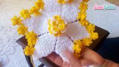 Knit Crochet, Crochet Hats, Knitting, Jewelry, Crocheting, Youtube, Craft, Crochet Towel, Towels