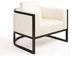 Frameworks Radius Lounge Chair By Cabot Wrenn - modern - chairs - Spacify Inc,