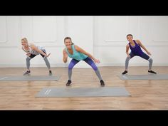 15-Minute No-Equipment At-Home Cardio Workout Including Low-Impact Modifications - YouTube
