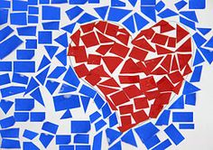 How to Make a Paper Mosaic