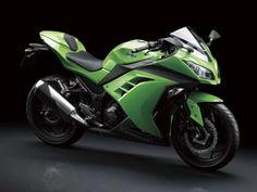 Kawasaki sells both the Ninja 250R and 300R in South Africa.