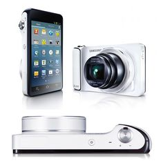 Samsung Galaxy Camera at werd.com  >>I could really do with this camera, I think this will be my next gadget purchase.
