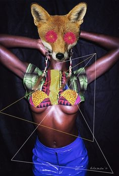 FEATURE: Creating new narratives, Folasade Adeoso's digital collages - AFROPUNK
