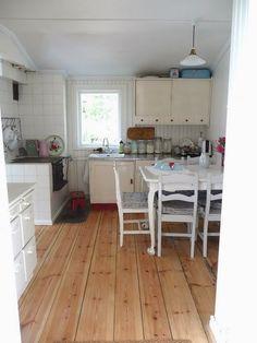 Lillstugan: mökin keittiö