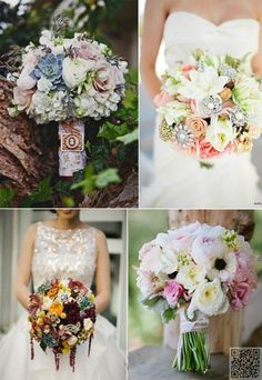 Top 7 #Spring/Summer Wedding Trends for 2015