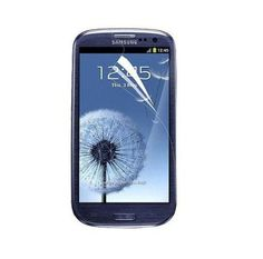 TOPSELLER! Generic Clear Screen Protector for Samsung Galaxy S3 S III AT, T-Mobile, Sprint, Verizon/i9300 - 3 Pack $0.50