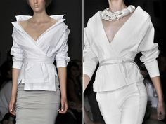 Donna Karan Spring 2010 Fashion Show at New York Fashion Week