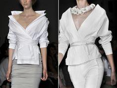 Donna Karan Spring 2010 Fashion Show at New York Fashion Week