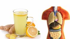This is What Happens to Your Body , When You Drink Ginger Water Everyday