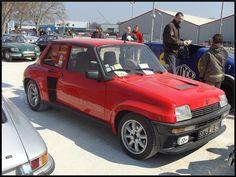 Renault 5 Turbo 2 by tautaudu02, via Flickr