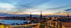 Stockholm, Sweden 2018-07-10~16