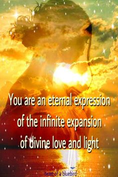 You are a forever expression of all things divine and positively fine!