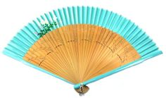 Red Japanese Handmade Beautiful Fan  F007 -- Read more reviews of the product by visiting the link on the image.