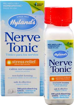 Hyland's Nerve Tonic. Worth a try with a severely autistic and impulsive adhd child. We have seen some results in our affected son.