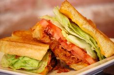 A Tom+Chee classic the BLT+CHEE please! With Bacon+Lettuce+Tomato+ Cheddar+White.