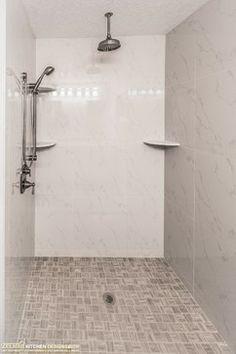 Wall Tile The Tile Co Carrara Gris Porcelain Looks Like Its - Carrara gris porcelain tile