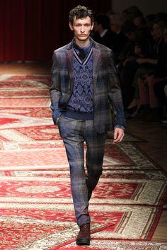 Missoni - Fall 2015 Menswear - Look 8 of 32