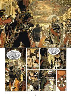 Preview Shandy, un Anglais dans l'Empire 2. Sous le soleil d'Austerlitz
