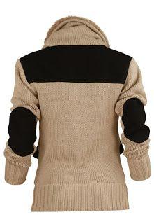 la vie DIY: Sweater + Cardi Multi-Patch Refashion