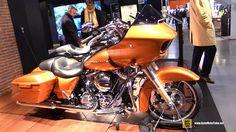 JL Illustration For A Harley Davidson Road Glide Special Motorbike Fan Hoodie