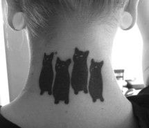 Inspiring picture cat flag, plugs, tattoo.  cat- flag is back along with all the soft kitty stuff from big bang theory at www.cat-flag.com