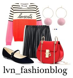 """""""~"""" by liana-van-neunberg on Polyvore featuring Mode, Chinti and Parker, J.Crew und Marc Fisher"""