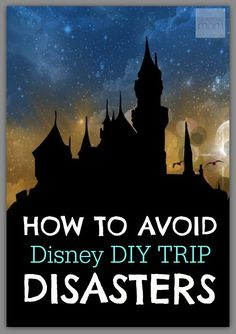 Thinking about planning a Disney Trip yourself? Before you go and plan your trip, make sure to check out how to avoid long lines, bad food, and stressful tears by avoiding these Disney DIY Trip Disasters. (Cause it should be the happiest place on earth.)