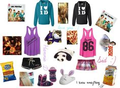 """""""Sleepover with Sid :)"""" by squirrellove123 ❤ liked on Polyvore"""