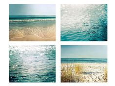 ocean photography nautical decor sparkle by mylittlepixels