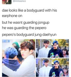 I wouldn't expect any less from Daehyun | B.A.P