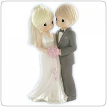 What can be more adorable than Precious Moments wedding cake toppers! With their teardrop eyes and faith inspired designs, these cake toppers will be the prefect expressions of your love on your wedding day. We also have Precious Moments Quinceaneras and Precious Moments Wedding, Precious Moments Quotes, Precious Moments Figurines, Wedding Cake Toppers, Wedding Cakes, On Your Wedding Day, Dream Wedding, My Precious, Wedding Album