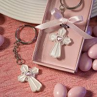 Celebrations in the Catholic Home: First Holy Communion favor ideas - multiple ideas supposedly for < $1