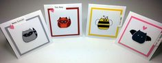 Little Critters of Love by Oddesigns - Cards and Paper Crafts at Splitcoaststampers
