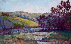 Paso Morning Painting  - Erin Hanson