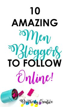 top men bloggers and entrepreneurs