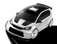 Skoda Citigo Rallye Concept Car 2012 – Leider Geil?!