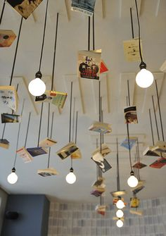 McNally Jackson Cafe by Front Studio, via Flickr