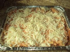 The Cozy Country Home: Baked Ziti